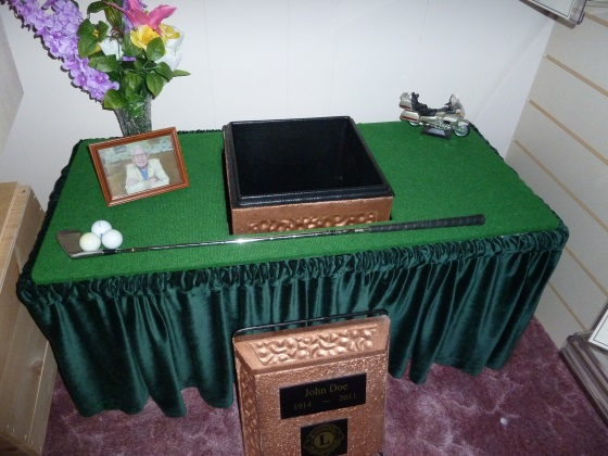 Cremation Personalization