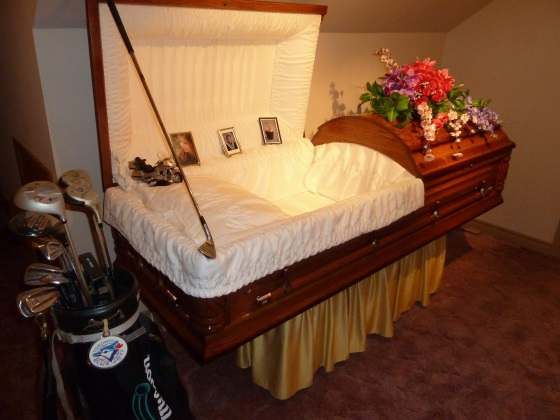 Personalized Casket